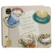 Lexington Studios Home and Garden Tea Cups Mini Book Photo Album