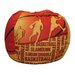 <strong>Basketball Slam Dunk Bean Bag Chair</strong> by Komfy Kings