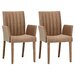 <strong>Valarie Arm Chair (Set of 2)</strong> by Gold Sparrow