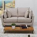 <strong>Lexington Loveseat in Beige</strong> by Gold Sparrow