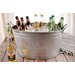 St. Croix Kindwer Galvinize Cold Drinks Oval Tub