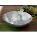 <strong>St. Croix</strong> Kindwer Etched Tropical Palm Tree Round Bowl