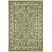 American Home Classic Kashan Light Green/Ivory Rug