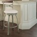"<strong>Amisco</strong> Library Luxe Style 26"" Bourbon Swivel Bar Stool"