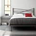 <strong>Crosston Platform Bed</strong> by Amisco