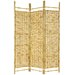 "<strong>72"" x 51"" Bamboo Tree Burnt Shoji 3 Panel Room Divider</strong> by Oriental Furniture"
