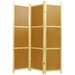 "72"" Cork Board Room Divider"