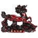 <strong>Chi Dragon Head Horse Figurine</strong> by Oriental Furniture
