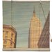<strong>Empire State Building Bamboo Roller Blind</strong> by Oriental Furniture