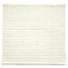 Shoji Paper Roll Up Blinds in Light White