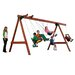 Swing-n-Slide Ready to Build Custom Scout Swing Set Hardware Kit - Project 145