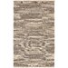 LR Resources Natural Fiber Gray Area Rug