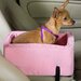 <strong>Luxury Lookout Console Dog Car Seat</strong> by Snoozer Pet Products