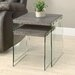 <strong>Monarch Specialties Inc.</strong> 2 Piece Nesting Table