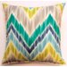 <strong>Tribal Find Knife Edge Pillow (Set of 2)</strong> by Creative Home