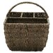 <strong>TAG</strong> Baskets Seagrass Four-Part Caddy