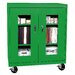 "<strong>Transport 36"" Mobile Clear View Counter Height</strong> by Sandusky Cabinets"