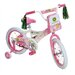 "John Deere 16"" Girls Pink Bike"