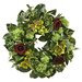 <strong>Winward Designs</strong> Cymbidium / Rose Wreath