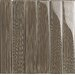"""<strong>Brushstrokes 2"""" x 12"""" Glass Gloss Tile in Mushroom</strong> by Epoch Architectural Surfaces"""