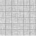 "<strong>Epoch Architectural Surfaces</strong> Chihuahua 12"" x 12"" Porcelain Unpolished Mosaic Tile in Charcoal"
