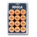 Joola USA 40 mm Training Ball - 12 Count in Orange