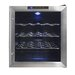 <strong>16 Bottle Single Zone Thermoelectric Wine Refrigerator</strong> by Vinotemp