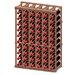 Vinotemp 60 Bottle Wine Rack