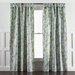 <strong>Leda Peony Aquatint Curtain Panels</strong> by DwellStudio