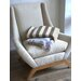 DwellStudio Draper Stripe Major Brown Throw