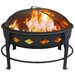 Bromley Diamond Pattern Fire Pit