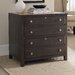 <strong>South Park 4  Drawer Lateral File</strong> by Hooker Furniture