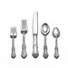 Joan of Arc 46 Piece Flatware Set