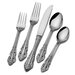 <strong>Antique Baroque 65 Piece Flatware Set</strong> by Wallace