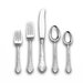 <strong>Wallace</strong> Sterling Silver French Regency 5 Piece Dinner Flatware Set