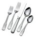 Towle Silversmiths 92 Piece Whitney Flatware Set