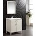 "<strong>Urban Loft Single 30"" Bathroom Vanity Set</strong> by Simpli Home"