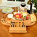 <strong>Picnic At Ascot</strong> Deluxe Malvern Cheese Board