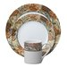 <strong>Corelle</strong> Impressions™ Woodland Leaves 16 Piece Dinnerware Set