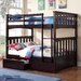 <strong>Kira Full Over Full Standard Bunk Bed</strong> by Williams Import Co.