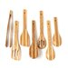 PAO! Bamboo 8 Piece Complete Tool Set