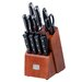 <strong>Chicago Cutlery</strong> Ashland 16 Piece Knife Block Set