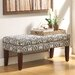 <strong>Decorative Storage Bench</strong> by Kinfine