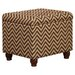 <strong>Storage Ottoman</strong> by Kinfine