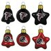 NFL Ornament Set