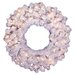 <strong>Prelit Crystal  Wreath with Clear Lights</strong> by Vickerman Co.