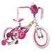 "Huffy Disney Princess Girl's 16""  Balance Bike with Jewel Case"