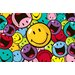 <strong>Smiley World Smiles and Laughs Kids Rug</strong> by Fun Rugs