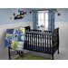 <strong>Monster Babies Secure Me Crib Liner</strong> by Little Bedding by NoJo