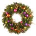 "<strong>Pre-Lit 30"" Kaleidoscope Wreath</strong> by National Tree Co."